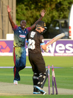 Kent Cricket Photography by Ian Scammell