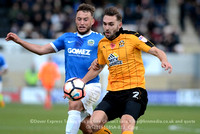 Cambridge United v Dover Athletic