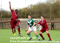 Ashford v Croydon Athletic